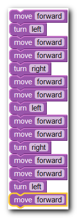 Simple block code