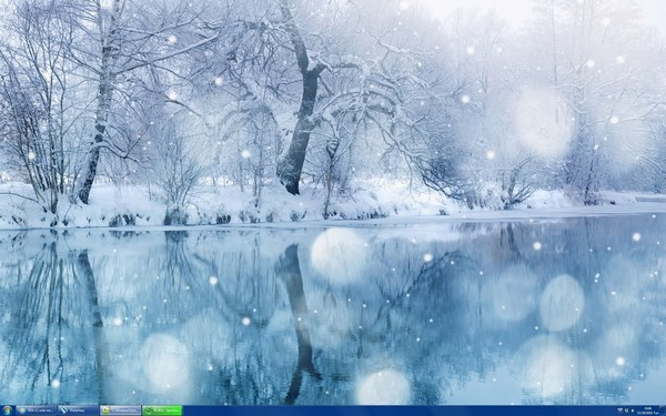 Christmas Desktop 2016