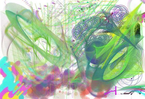 Art created with Bomomo