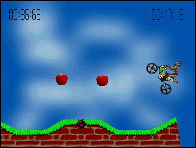 Elasto Mania screenshot