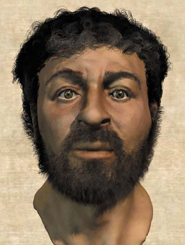What scientists think Jesus looked like
