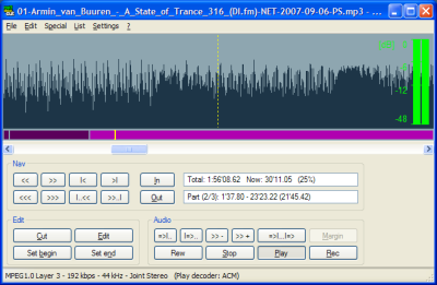audacity how to set remove slient sections