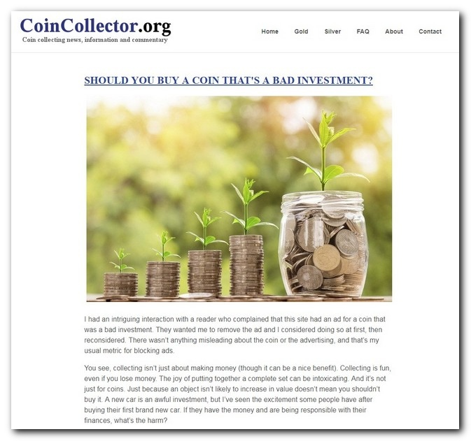 Coin collector.org